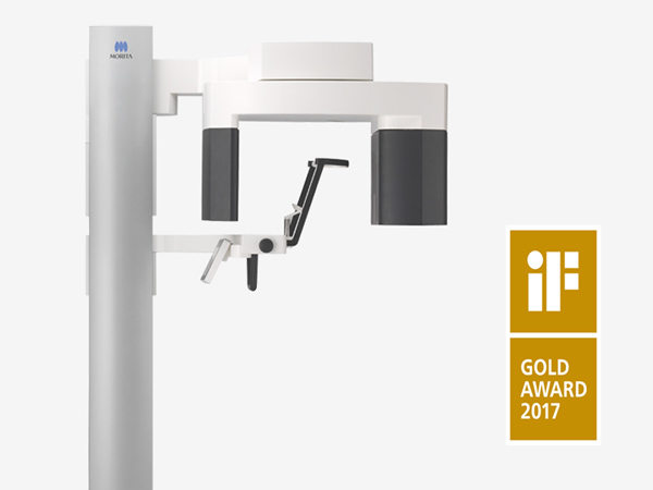 iF GOLD AWARD 2017 Product Veraview X800