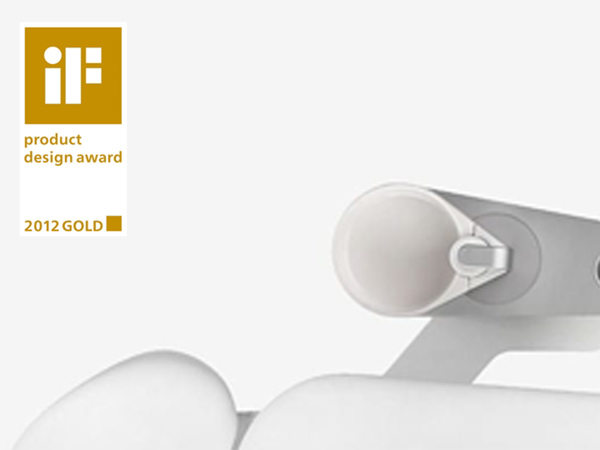Soaric Treatment Unit iF product design award