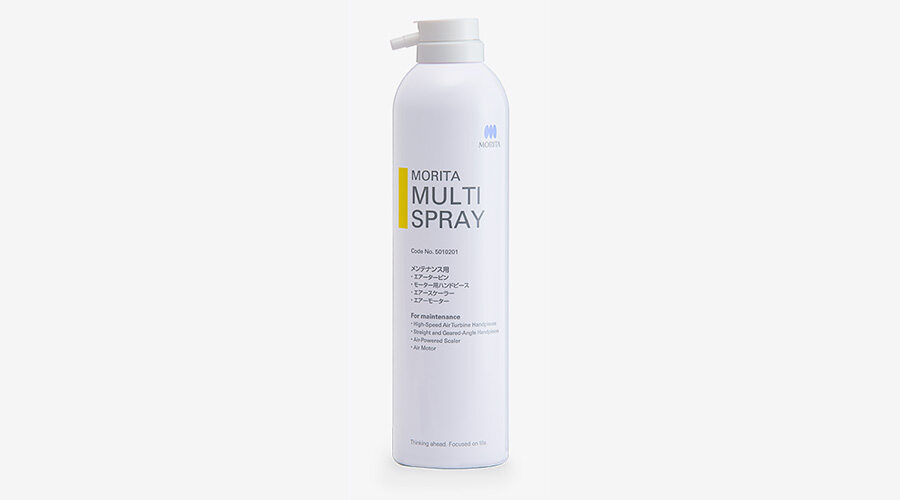 Multi spray lubricant